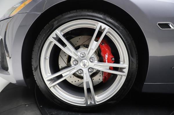 New 2019 Maserati GranTurismo Sport for sale Sold at Alfa Romeo of Greenwich in Greenwich CT 06830 19
