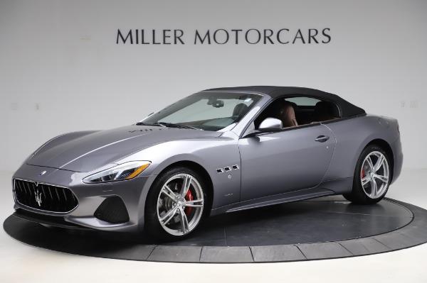 New 2019 Maserati GranTurismo Sport for sale Sold at Alfa Romeo of Greenwich in Greenwich CT 06830 2