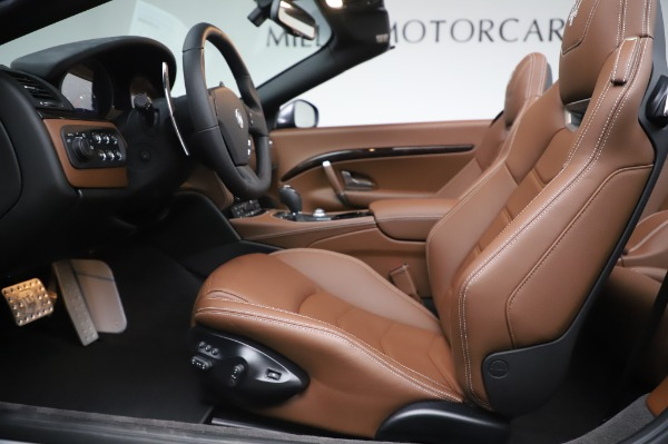 New 2019 Maserati GranTurismo Sport for sale Sold at Alfa Romeo of Greenwich in Greenwich CT 06830 21