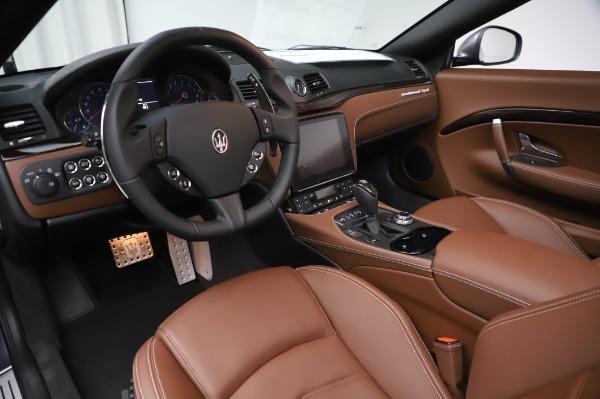 New 2019 Maserati GranTurismo Sport for sale Sold at Alfa Romeo of Greenwich in Greenwich CT 06830 22