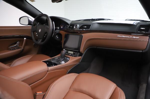 New 2019 Maserati GranTurismo Sport for sale Sold at Alfa Romeo of Greenwich in Greenwich CT 06830 27