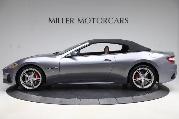New 2019 Maserati GranTurismo Sport for sale Sold at Alfa Romeo of Greenwich in Greenwich CT 06830 3