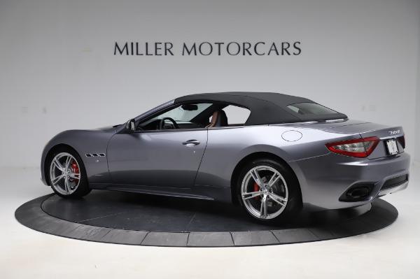 New 2019 Maserati GranTurismo Sport for sale Sold at Alfa Romeo of Greenwich in Greenwich CT 06830 4
