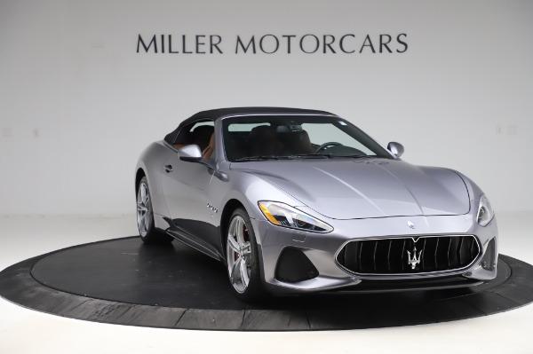 New 2019 Maserati GranTurismo Sport for sale Sold at Alfa Romeo of Greenwich in Greenwich CT 06830 9