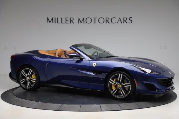 Used 2019 Ferrari Portofino for sale Sold at Alfa Romeo of Greenwich in Greenwich CT 06830 10