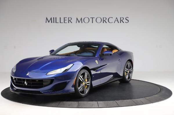 Used 2019 Ferrari Portofino for sale Sold at Alfa Romeo of Greenwich in Greenwich CT 06830 13