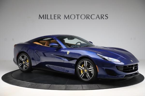 Used 2019 Ferrari Portofino for sale Sold at Alfa Romeo of Greenwich in Greenwich CT 06830 18