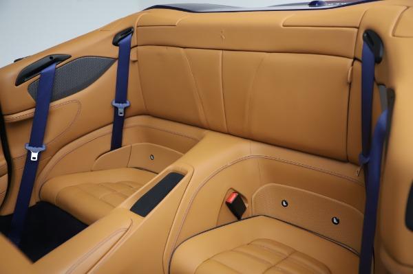 Used 2019 Ferrari Portofino for sale Sold at Alfa Romeo of Greenwich in Greenwich CT 06830 23