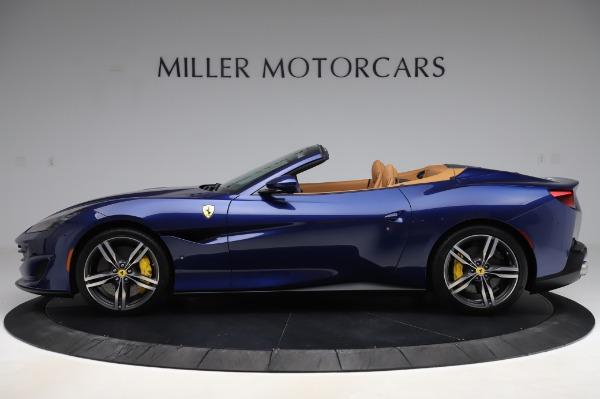 Used 2019 Ferrari Portofino for sale Sold at Alfa Romeo of Greenwich in Greenwich CT 06830 3