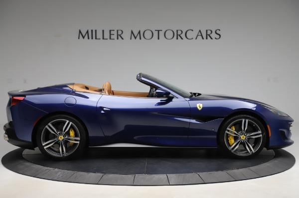 Used 2019 Ferrari Portofino for sale Sold at Alfa Romeo of Greenwich in Greenwich CT 06830 9