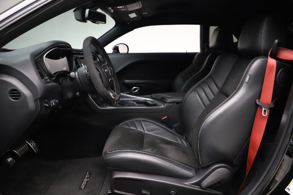 Used 2018 Dodge Challenger SRT Demon for sale Sold at Alfa Romeo of Greenwich in Greenwich CT 06830 14