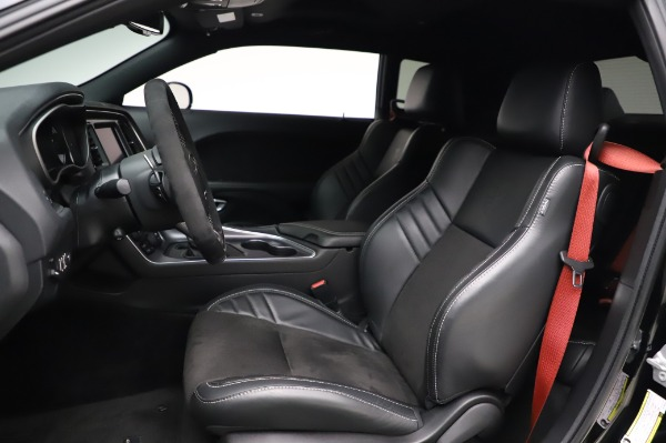 Used 2018 Dodge Challenger SRT Demon for sale Sold at Alfa Romeo of Greenwich in Greenwich CT 06830 15