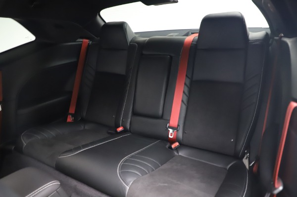 Used 2018 Dodge Challenger SRT Demon for sale Sold at Alfa Romeo of Greenwich in Greenwich CT 06830 17