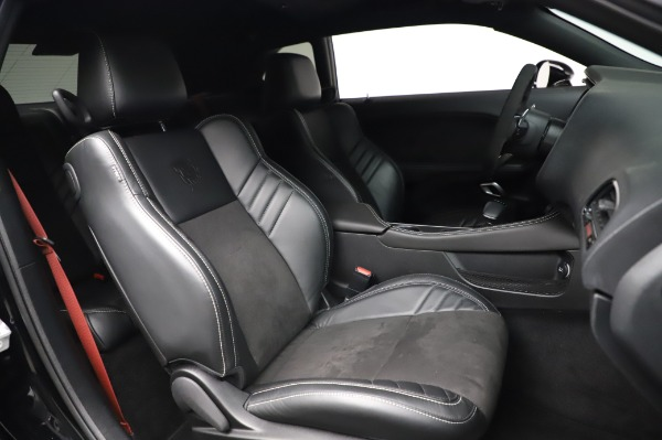 Used 2018 Dodge Challenger SRT Demon for sale Sold at Alfa Romeo of Greenwich in Greenwich CT 06830 20