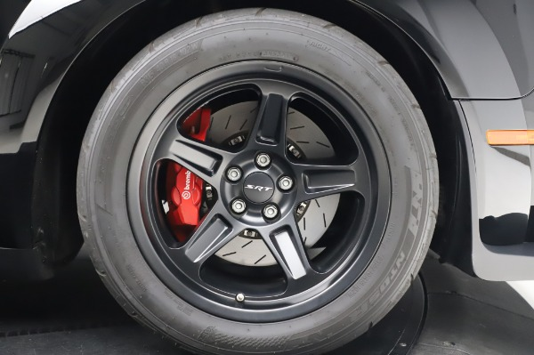Used 2018 Dodge Challenger SRT Demon for sale Sold at Alfa Romeo of Greenwich in Greenwich CT 06830 24
