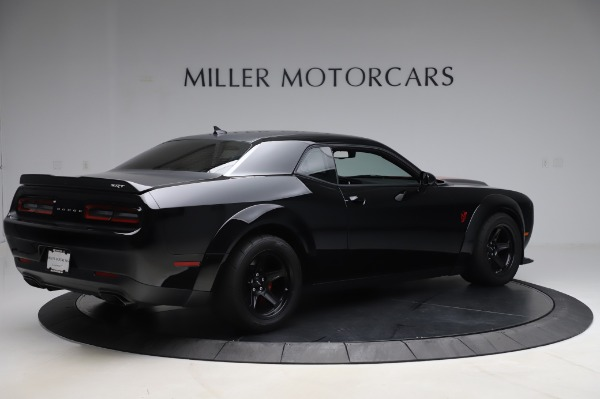 Used 2018 Dodge Challenger SRT Demon for sale Sold at Alfa Romeo of Greenwich in Greenwich CT 06830 8