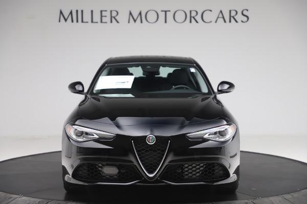 New 2020 Alfa Romeo Giulia Sport Q4 for sale $48,895 at Alfa Romeo of Greenwich in Greenwich CT 06830 12