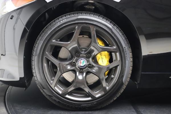 New 2020 Alfa Romeo Giulia Sport Q4 for sale $48,895 at Alfa Romeo of Greenwich in Greenwich CT 06830 14