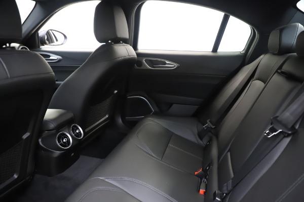 New 2020 Alfa Romeo Giulia Sport Q4 for sale $48,895 at Alfa Romeo of Greenwich in Greenwich CT 06830 18