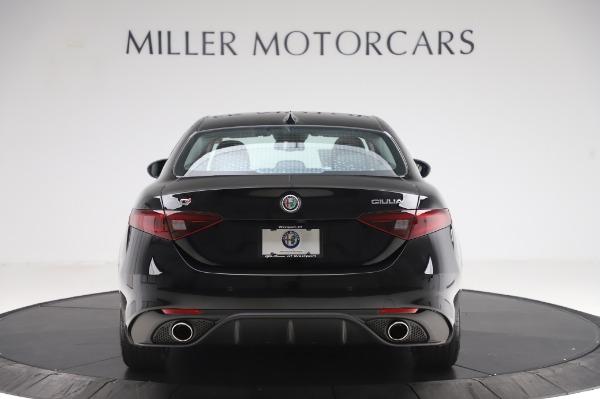 New 2020 Alfa Romeo Giulia Sport Q4 for sale $48,895 at Alfa Romeo of Greenwich in Greenwich CT 06830 6