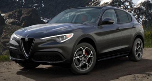 New 2020 Alfa Romeo Stelvio Sport Q4 for sale Sold at Alfa Romeo of Greenwich in Greenwich CT 06830 1