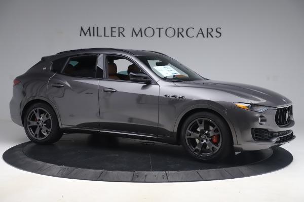 New 2020 Maserati Levante Q4 for sale $84,499 at Alfa Romeo of Greenwich in Greenwich CT 06830 10
