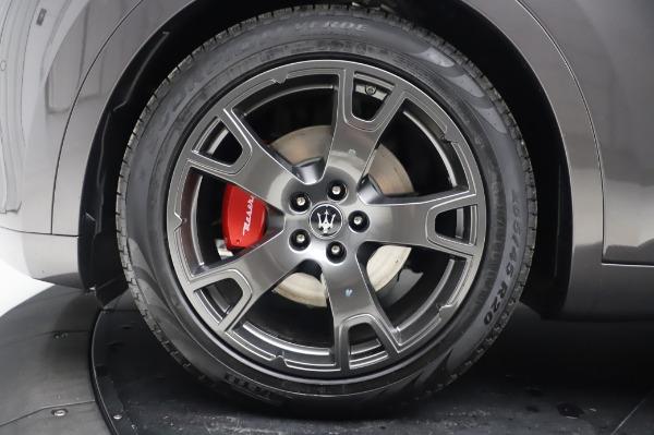 New 2020 Maserati Levante Q4 for sale $84,499 at Alfa Romeo of Greenwich in Greenwich CT 06830 13