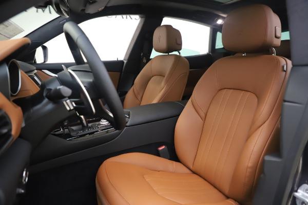 New 2020 Maserati Levante Q4 for sale $84,499 at Alfa Romeo of Greenwich in Greenwich CT 06830 14