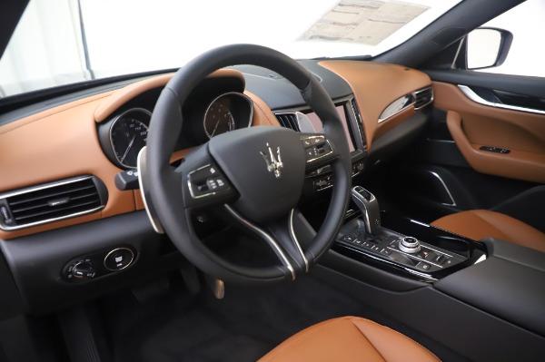 New 2020 Maserati Levante Q4 for sale $84,499 at Alfa Romeo of Greenwich in Greenwich CT 06830 16