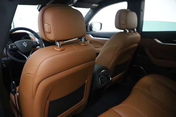 New 2020 Maserati Levante Q4 for sale $84,499 at Alfa Romeo of Greenwich in Greenwich CT 06830 20