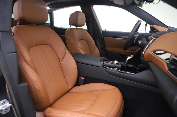 New 2020 Maserati Levante Q4 for sale $84,499 at Alfa Romeo of Greenwich in Greenwich CT 06830 22