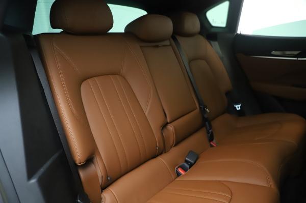 New 2020 Maserati Levante Q4 for sale $84,499 at Alfa Romeo of Greenwich in Greenwich CT 06830 26