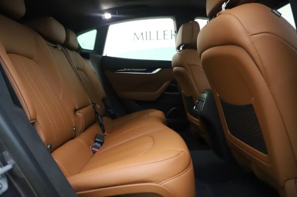 New 2020 Maserati Levante Q4 for sale $84,499 at Alfa Romeo of Greenwich in Greenwich CT 06830 27
