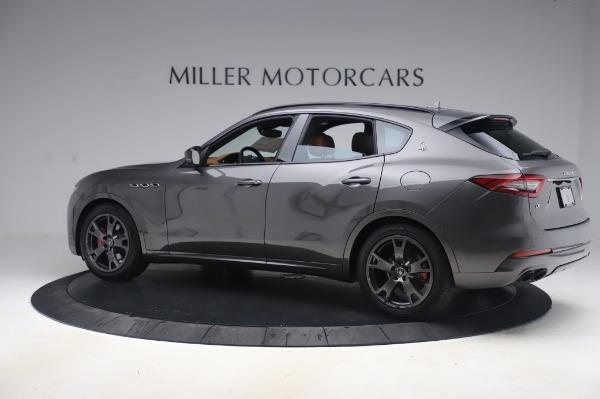 New 2020 Maserati Levante Q4 for sale $84,499 at Alfa Romeo of Greenwich in Greenwich CT 06830 4