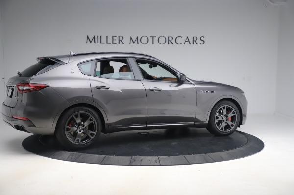 New 2020 Maserati Levante Q4 for sale $84,499 at Alfa Romeo of Greenwich in Greenwich CT 06830 8