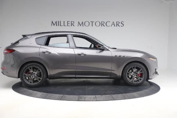 New 2020 Maserati Levante Q4 for sale $84,499 at Alfa Romeo of Greenwich in Greenwich CT 06830 9