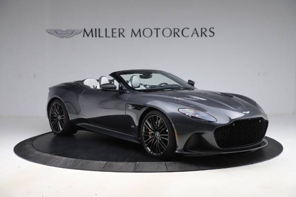 Used 2020 Aston Martin DBS Superleggera Volante for sale Sold at Alfa Romeo of Greenwich in Greenwich CT 06830 10