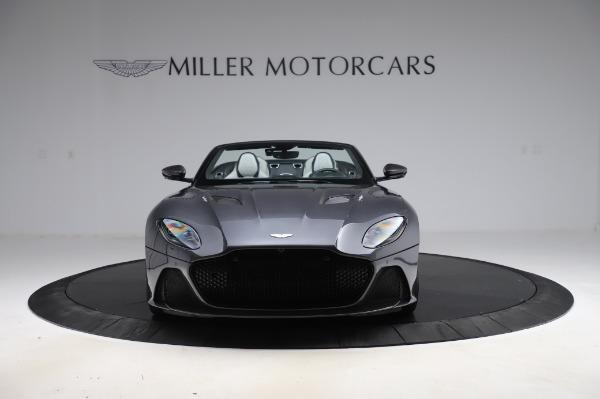 Used 2020 Aston Martin DBS Superleggera Volante for sale Sold at Alfa Romeo of Greenwich in Greenwich CT 06830 11