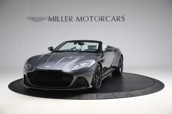 Used 2020 Aston Martin DBS Superleggera Volante for sale Sold at Alfa Romeo of Greenwich in Greenwich CT 06830 12
