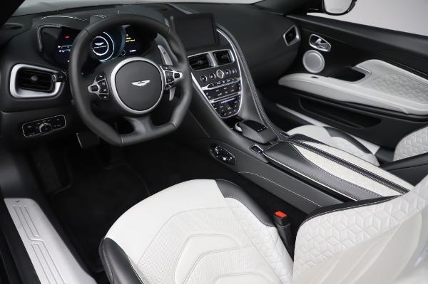Used 2020 Aston Martin DBS Superleggera Volante for sale Sold at Alfa Romeo of Greenwich in Greenwich CT 06830 13