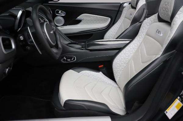 Used 2020 Aston Martin DBS Superleggera Volante for sale Sold at Alfa Romeo of Greenwich in Greenwich CT 06830 14