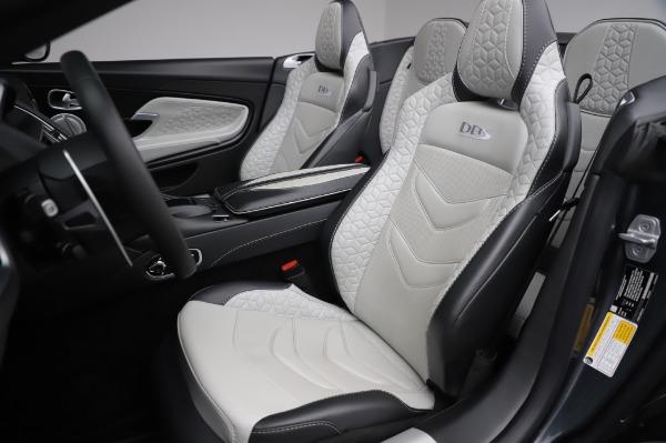 Used 2020 Aston Martin DBS Superleggera Volante for sale Sold at Alfa Romeo of Greenwich in Greenwich CT 06830 15
