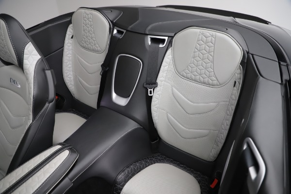 Used 2020 Aston Martin DBS Superleggera Volante for sale Sold at Alfa Romeo of Greenwich in Greenwich CT 06830 16