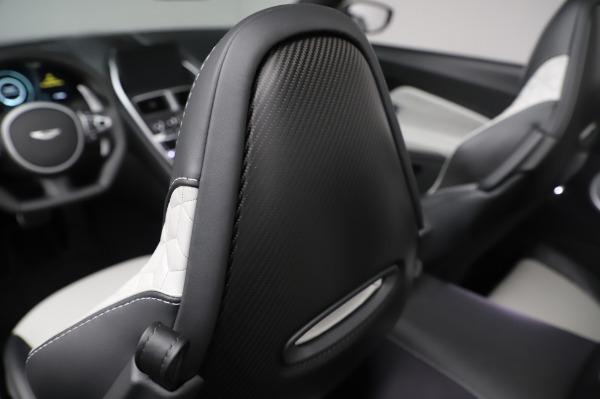 Used 2020 Aston Martin DBS Superleggera Volante for sale Sold at Alfa Romeo of Greenwich in Greenwich CT 06830 17