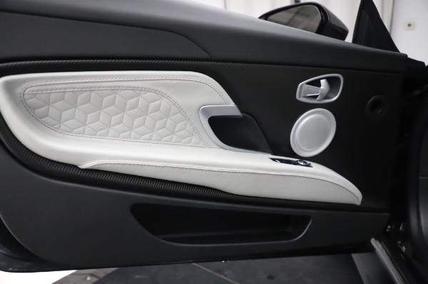 Used 2020 Aston Martin DBS Superleggera Volante for sale Sold at Alfa Romeo of Greenwich in Greenwich CT 06830 18