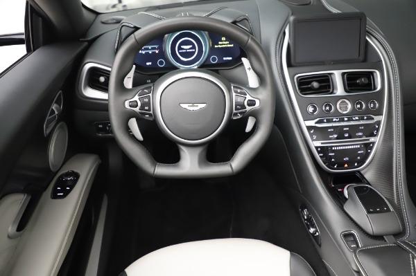 Used 2020 Aston Martin DBS Superleggera Volante for sale Sold at Alfa Romeo of Greenwich in Greenwich CT 06830 19
