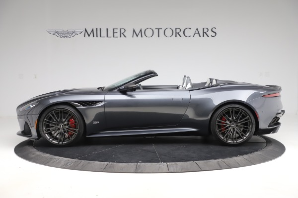 Used 2020 Aston Martin DBS Superleggera Volante for sale Sold at Alfa Romeo of Greenwich in Greenwich CT 06830 2