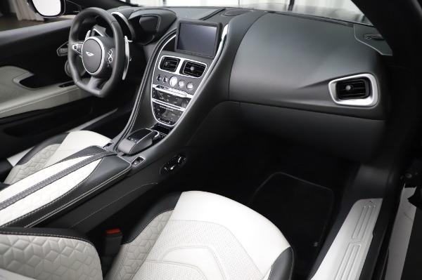 Used 2020 Aston Martin DBS Superleggera Volante for sale Sold at Alfa Romeo of Greenwich in Greenwich CT 06830 21