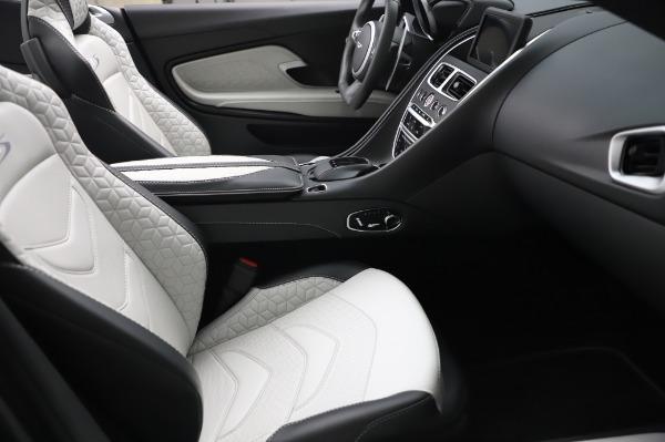 Used 2020 Aston Martin DBS Superleggera Volante for sale Sold at Alfa Romeo of Greenwich in Greenwich CT 06830 22