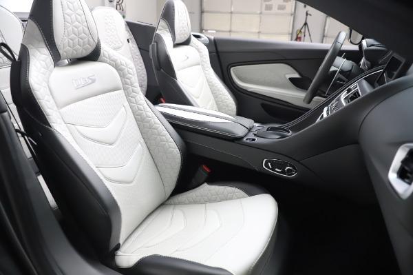 Used 2020 Aston Martin DBS Superleggera Volante for sale Sold at Alfa Romeo of Greenwich in Greenwich CT 06830 23